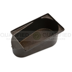 Rixson 253001 Cast Iron Cement Case - Cement Cases
