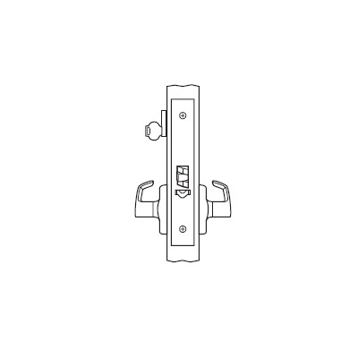 Corbin Russwin ML20906-LL-626-24V Electrified Mortise Lock Body - Mortise Lock Bodies