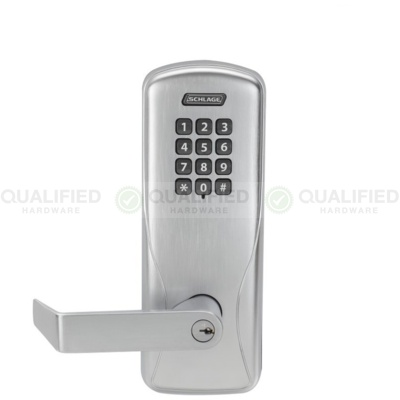Schlage CO-100-993M-70-KP-RHO-626-PD Special Order Electronic Digital Pushbutton Exit Device Lock - Special Orders