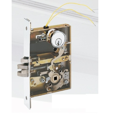Schlage L9080LB-EU-RX-24VAC/DC Electrified Mortise Lock with RX Switch - Mortise Lock Bodies