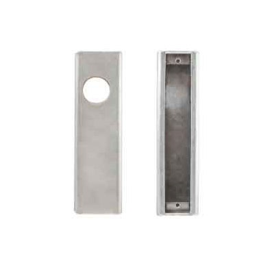 Qualified K-BXA/R-118 Weldable Box for Adams-Rite - Miscellaneous Door Hardware