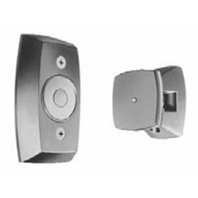 Sargent 1561 Flush Mount Electromagnetic Door Holder - Magnetic Holders