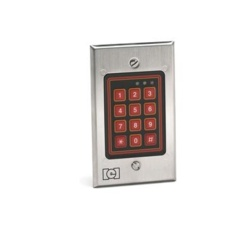 IEI 212W IEI Indoor / Outdoor Flush-mount Weather Resistant Keypad - IEI Linear