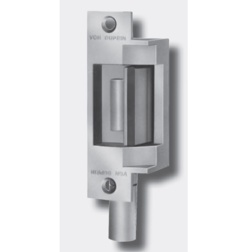 Electric Strike for use with Hollow Metal Frame Applications with Mortise Locks