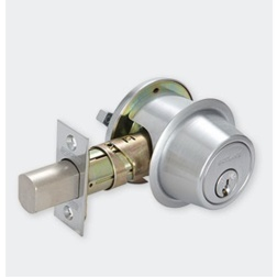 Standard Duty Single Cylinder Deadbolt