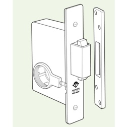 Heavy duty Deadbolt Lock
