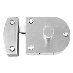 Rockwood Manufacturing 602 602 Secret Gate Latch - Miscellaneous Door Hardware