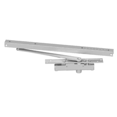 LCN 3133H-AL Concealed in Door Track Arm Door Closer with Hold Open for Interior doors. - Complete Overhead Closers