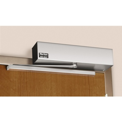 Norton 5610 Powermatic Low Energy Pull Side Door Operator for Interior Doors - Norton Low Energy Power Door Operators