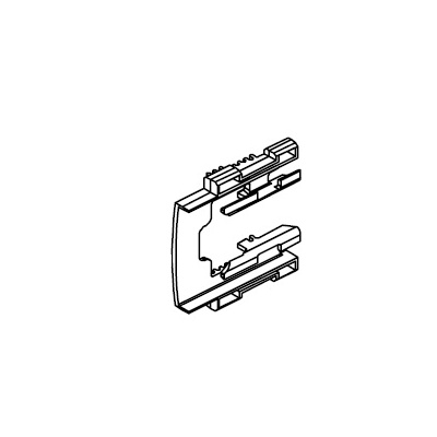 Von Duprin 090049 Special Order Push Bar Guide for 99/98/33A/35A Series Exit Devices - Special Orders