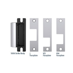 Electric Strike Kit for Latchbolt Locks