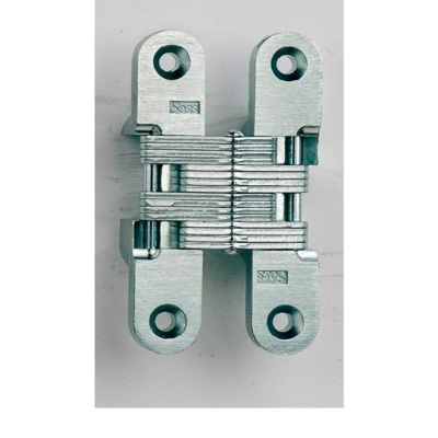 Soss 212 Medium Duty 3-3/4 inch Invisible Hinge Wood Or Metal Applications - Soss Invisible Hinges