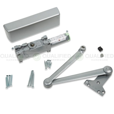 LCN 4111-CUSH-TBWMS-SRI Special Order Smoothee Heavy Duty Parallel Arm Adjustable Closer with SRI Primer - Special Orders