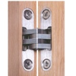 Soss 220 Heavy Duty 5-1/2 inch Invisible Hinge Wood Or Metal Application - Soss Invisible Hinges image 2