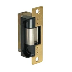Electric Strike for  Aluminum Jams with 3/4  Mortise or Cylindrical Latches