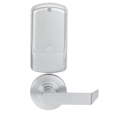 Electronic Digital Pushbutton Lock