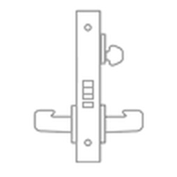 Electrical Fail Secure Mortise Lock Body