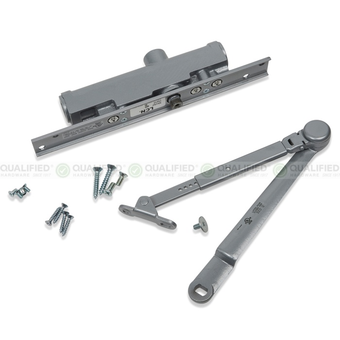 LCN 3033 Concealed in Door Closer For Interior Doors - Complete Overhead Closers image 4
