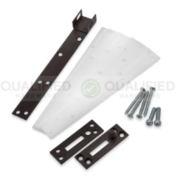 Wood door Shim/plate package image