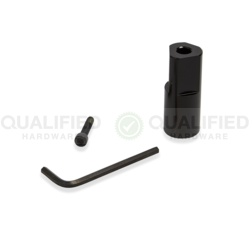 Rixson 4007-XXC Extended spindle adapter package - Misc. Parts