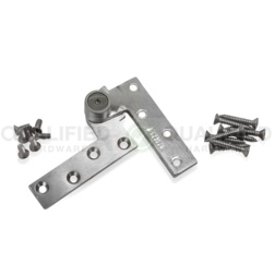 Rixson H180 Heavy Duty Offset Full Mortise Top Pivot - Pivots, Pivot Sets and Patch Fittings