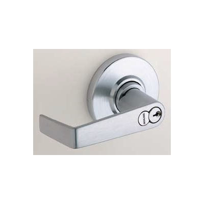 Schlage AL53JD-SAT-626 Standard Duty Large Format Interchangeable Core Entry Lever - Schlage AL Standard Duty Lever Locks