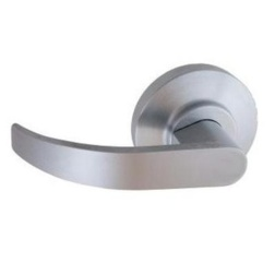 Curved Passage Lever Trim for 8000 Exit Device