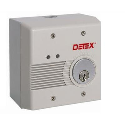 Detex EAX-2500SK Special Order Surface Mount Hard Wired Exit Alarm Kit - Special Orders