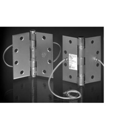 1104-54.5- 4 Wire 5 x  4-1/2 Electrified Hinge