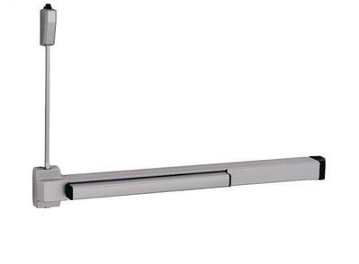 Von Duprin 2227EO-LBR Special Order Surface Mounted Vertical Rod Exit Device Less Bottom Rod - Special Orders
