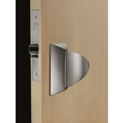 Special Order Ligature Resistant Asylum or Institutional Mortise Lock with Push-Pull Trim