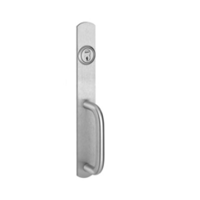 Precision Hardware 2403-2003C Narrow Stile Apex Rim Exit Device with Night LatchTrim - Precision Apex 2400 Series Narrow Stile Rim Exit Devices image 2