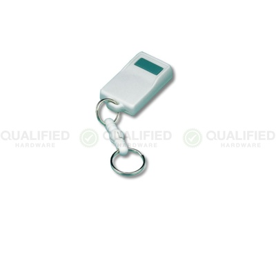 Linear DXT41 1-Button, 1-Channel Key Ring Transmitter - IEI Linear
