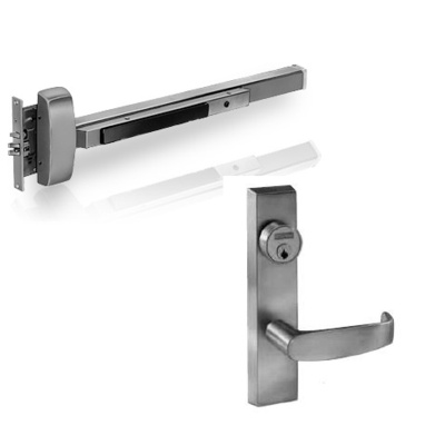 Sargent 8913F-ETL-32D Special Order Mortise Lock Exit Device with Keyed Lever - Special Orders