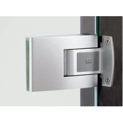 Dorma 812.520.114 Special Order TENSOR Double-Acting Hinge for Tempered Glass Doors - Special Orders