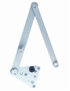 DST-Heavy-Duty Hold Open Parallel Arm. + $98.00